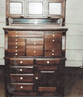Antique Furniture Refinishing project Binghamton NY After