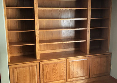 Custom Built Cabinets & Shelving Unit Vestal NY