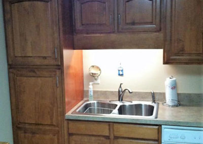 Kitchen Cabinets refaced in Binghamton NY