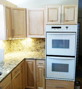 New Kitchen Cabinets & Countertop Remodel in Kirkwood NY