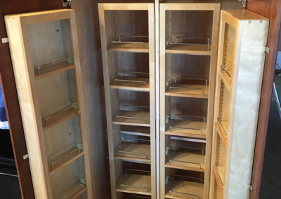 Custom Built Pantry to match existing kitchen Binghamton NY