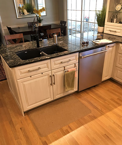 Custom Countertop Kitchen Remodel Binghamton NY
