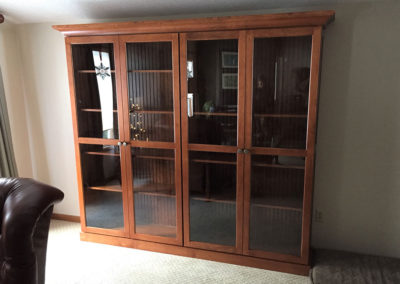 Custom Hutch Wall Unit Vestal NY