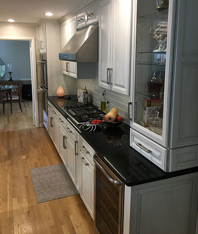Kitchen Remodeling Job in Binghamton NY